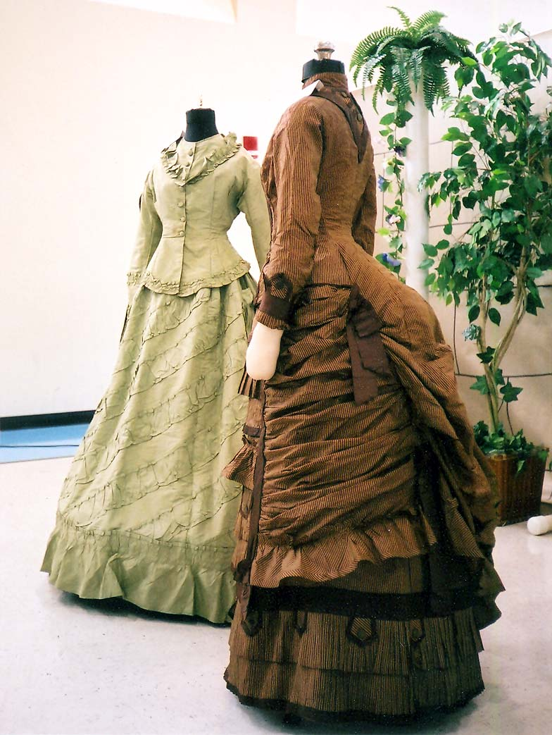 Authentic Victorian Clothing from the Yesterday's Lady Collection